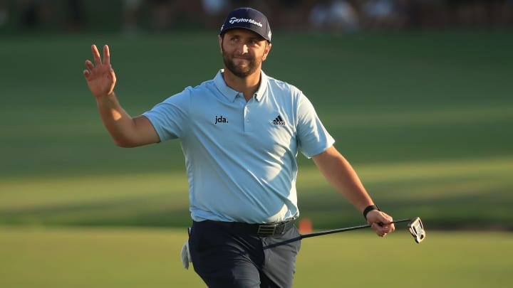 Jon Rahm is part of the team favored to win in the Zurich Classic of New Orleans in 2021 after winning in 2019.