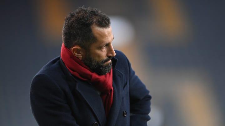 Hasan Salihamidzic bastelt schon fleißig an potenziellen Neuzugängen für den Sommer 2021