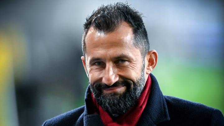 Hasan  Salihamidzic plant bereits am Bayern-Kader 21/22