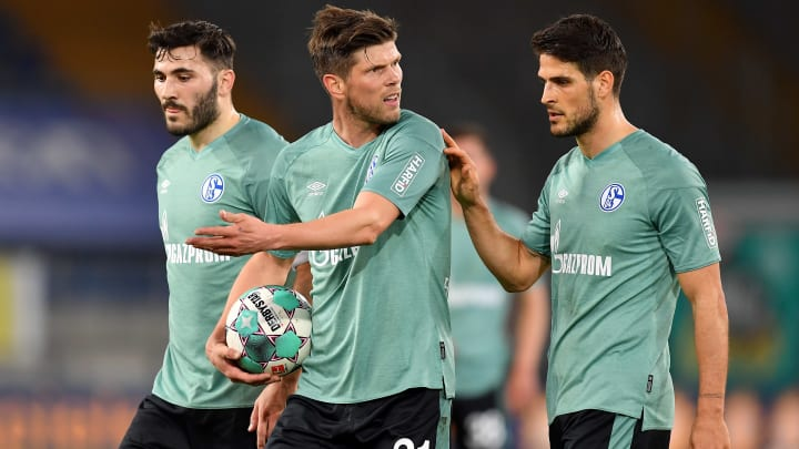 Schalke have been relegated for the first time in 30 years