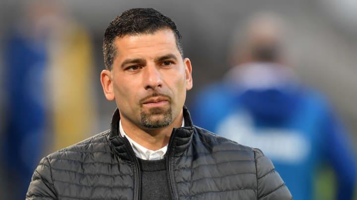 S04-Coach Dimitrios Grammozis plant einen dominanten Stil für sein Team