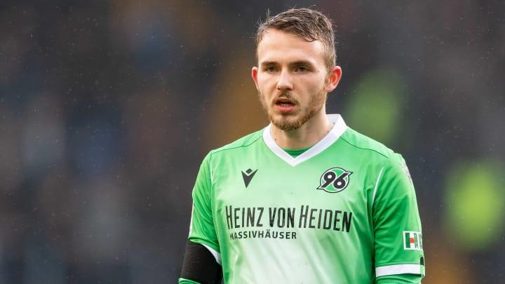 Hannover offenbar chancenlos: Jannes Horn soll zum 1. FC Köln zurückkehren