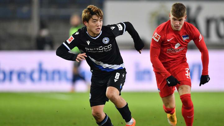 Luca Netz (17, r.) ist das Gesicht der Hertha-Zukunft