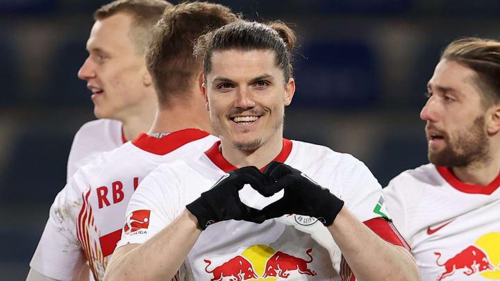 Marcel Sabitzer könnte seine letzte Saison für RB Leipzig spielen