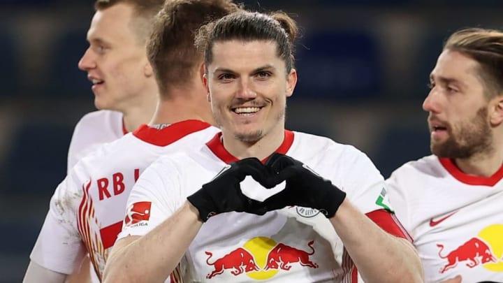 Marcel Sabitzer RB Leipzig Bundesliga