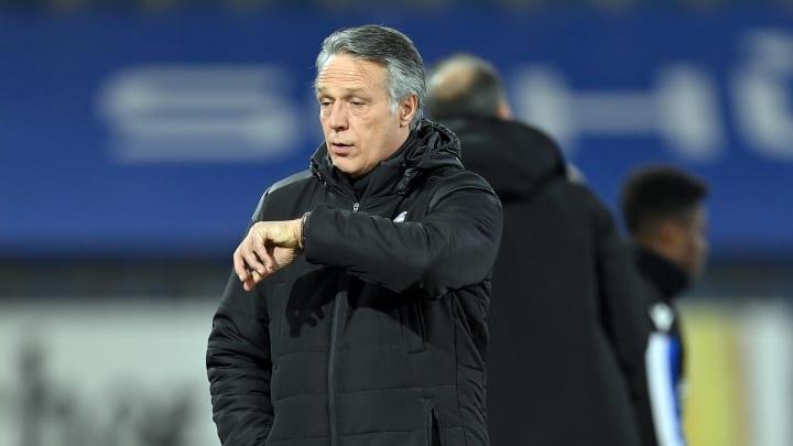 Uwe Neuhaus wurde von Arminia Bielefeld entlassen