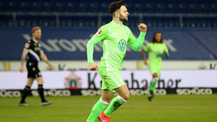 Für Steffen war es der dritte Bundesliga-Doppelpack