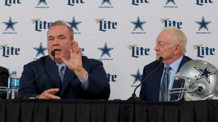 Mike McCarthy and Jerry Jones.