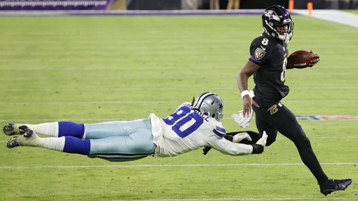 Dallas Cowboys v Baltimore Ravens