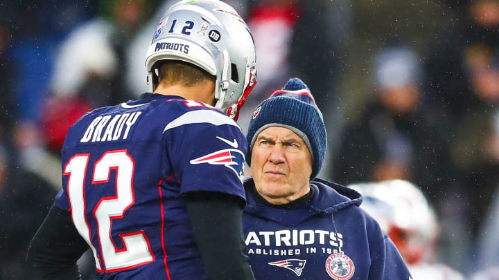 Tom Brady might have left New England due to a lack of weapons