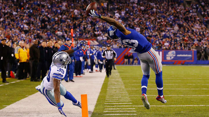 The one-handed catch that made Odell Beckham Jr. famous.