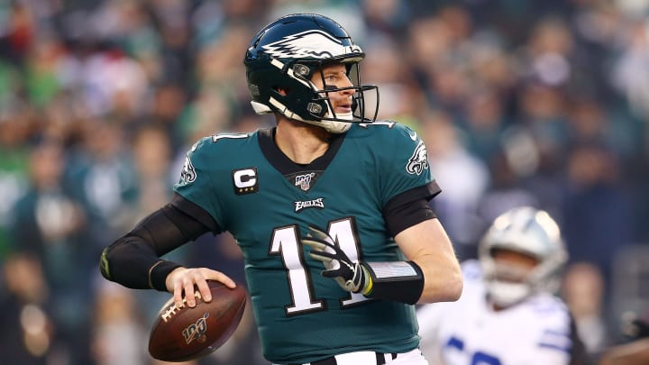 Carson Wentz S 2019 Red Zone Stats Are Actually Spectacular
