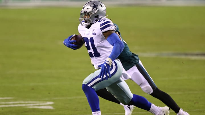 Ezekiel Elliott Injury Update Boosts Week 9 Fantasy Outlook