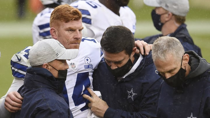 Andy Dalton, Dallas Cowboys v Washington Football Team