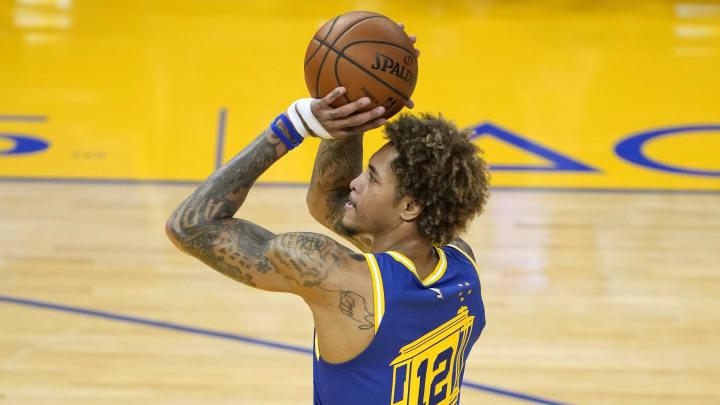 Kelly Oubre Jr. - Dallas Mavericks v Golden State Warriors