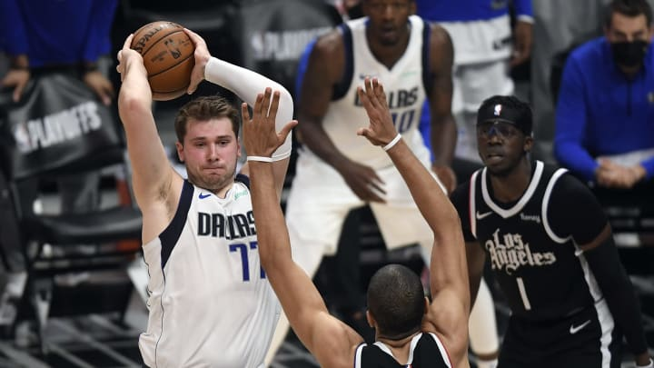 The Mavericks need to give Luka Doncic some more help.