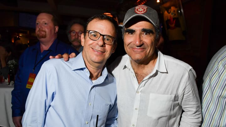 Rick Moranis, Eugene Levy