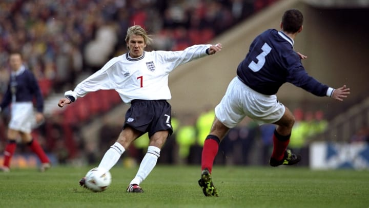 England & Scotland is one of international football's greatest rivalries