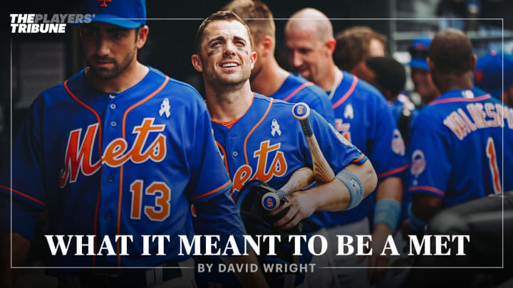 What It Meant To Be a Met | By David Wright