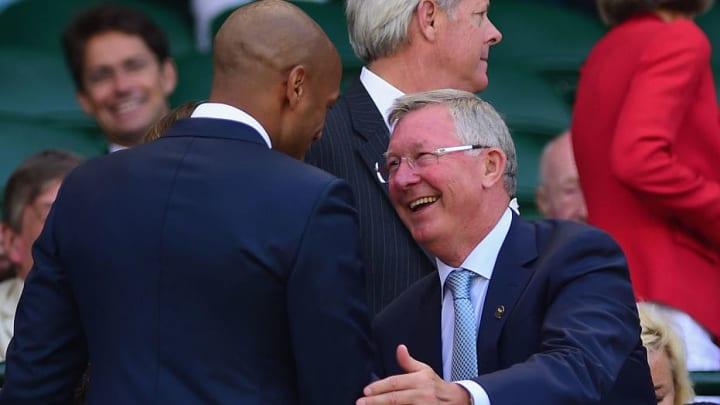 Sir Alex Ferguson, Thierry Henry