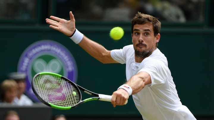 Guido Pella Vs Roberto Bautista Agut Betting Preview For Men S Singles Wimbledon 2019 Quarterfinals
