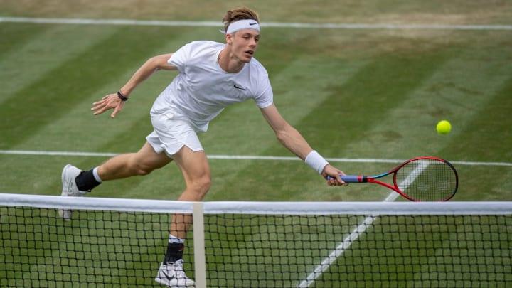 Karen Khachanov vs Denis Shapovalov odds and prediction for Wimbledon men's singles match.
