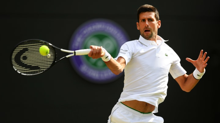 David Goffin Vs Novak Djokovic Betting Preview For Men S Singles Wimbledon 2019 Quarterfinals Match