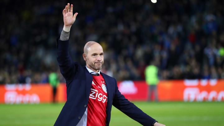 Treinador do Ajax tem sido citado como possível substituto a Ronald Koeman, que não tem permanência assegurada no Barcelona