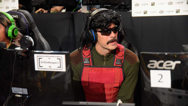 Dr Disrespect appears to be opening his own game design studio.