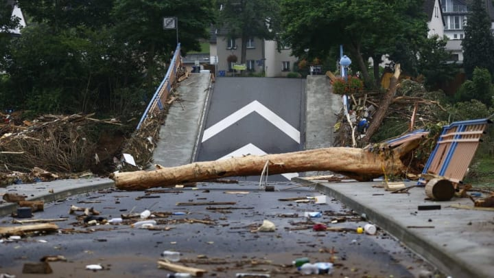 Death toll from floods in Germany rises to 81