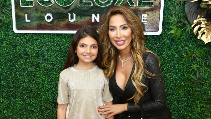 Farrah Abraham dragged for latest TikTok with daughter Sophia.