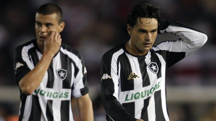 Botafogo de 2007 era conhecido como o Carrossel Alvinegro.