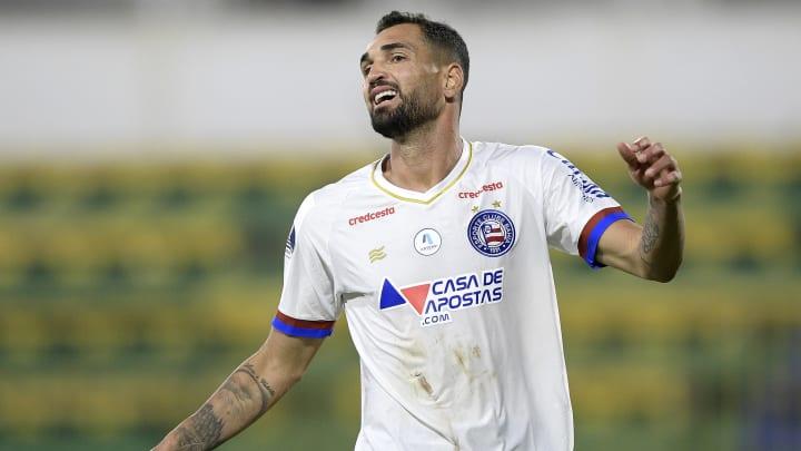 Gilberto desperdiçou penalidade na reta final do duelo