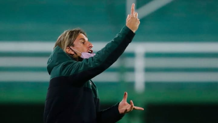 Sebastian Beccacece Defensa y Justicia Corinthians Vagner Mancini Treinador