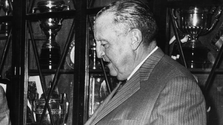 Luis del Sol, Santiago Bernabeu, Angelo Filippo