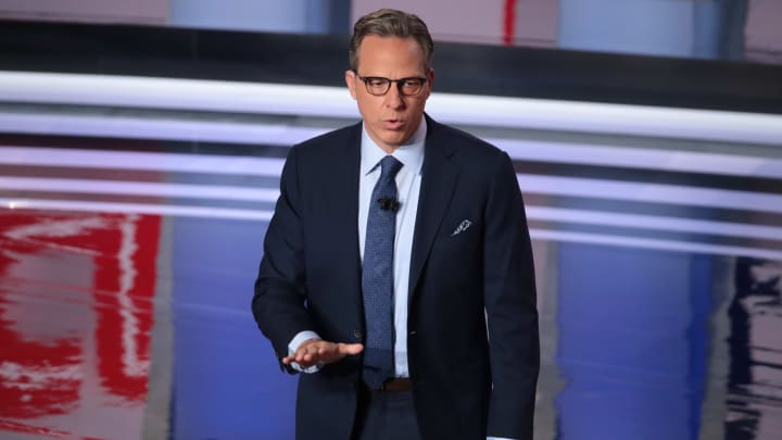 Jake Tapper, Democratic Presidential Candidates Debate In Detroit Over Two Nights