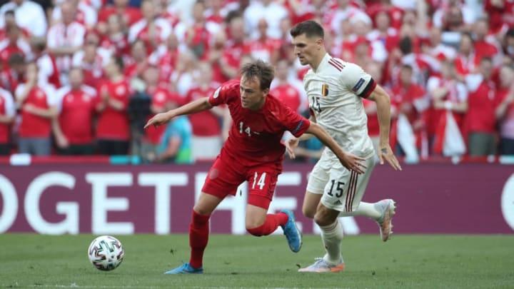 Denmark v Belgia - UEFA Euro 2020: Grup B