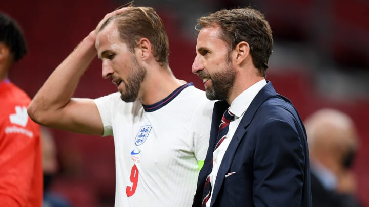 Southgate has been linked to the Spurs job