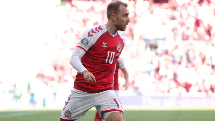 Christian Eriksen has offered another positive update to fans