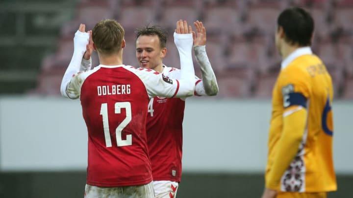 Dinamarca Moldávia Eliminatórias Copa do Mundo
