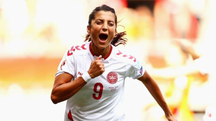 Nadia Nadim Dinamarca