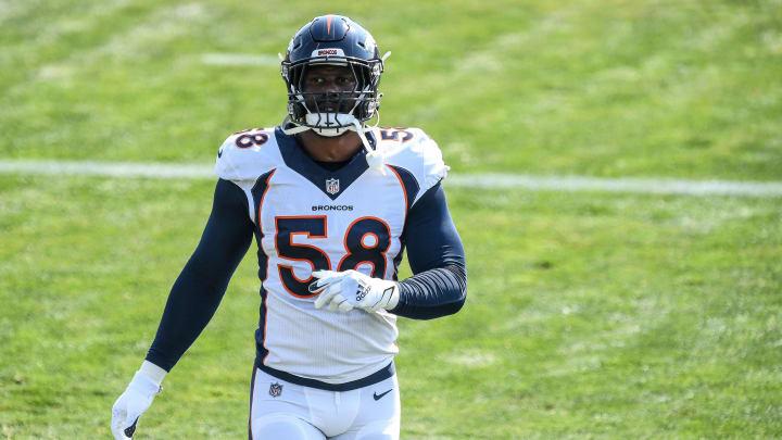 Von Miller, Denver Broncos Training Camp