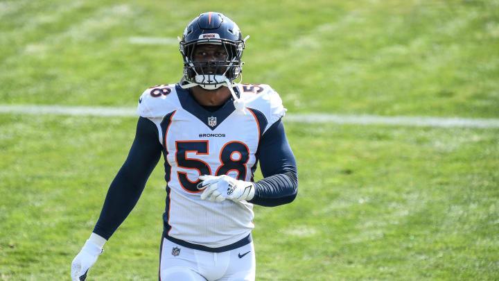 Von Miller estará en las actividades voluntarias de los Denver Broncos