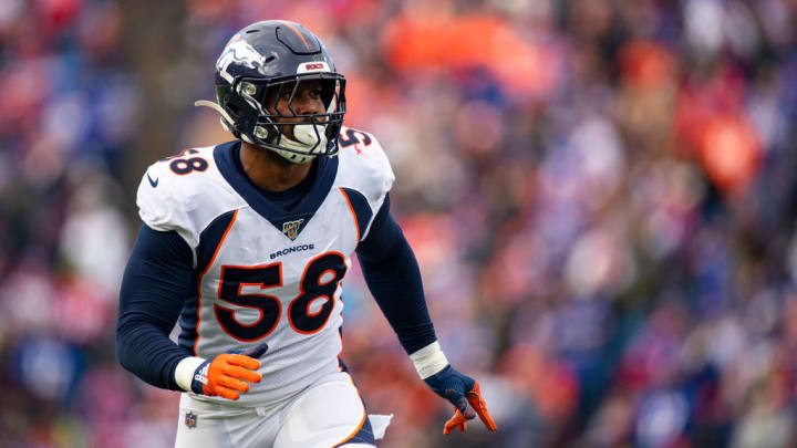 Even though he's 31, the Broncos can't allow Von Miller to hit free agency.