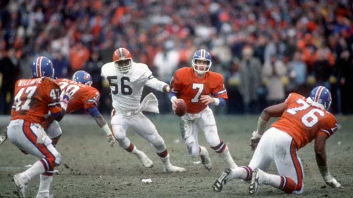 Elway's comeback against the Cleveland Browns in the 1986 AFC Championship remains one of his most memorable moments.