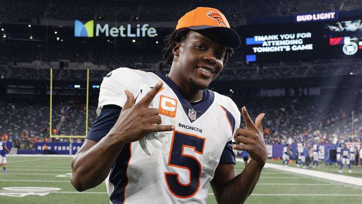 Fantasy football picks for the Broncos vs Jaguars Week 2 matchup.