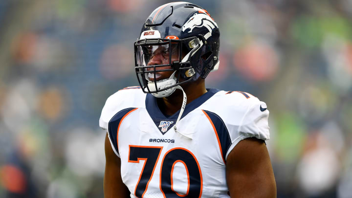 Three tackles the Denver Broncos can sign to replace Ja'Wuan James.