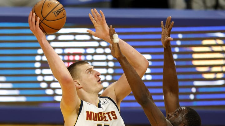 NBA FanDuel fantasy basketball picks and lineup tonight for 4/21/21, including Nikola Jokic.