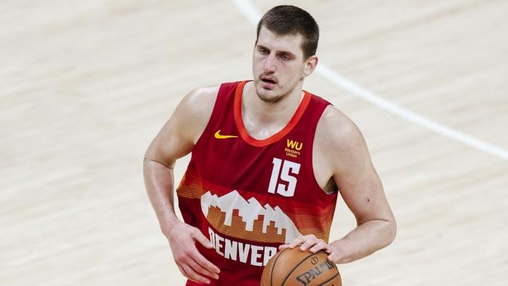 NBA FanDuel fantasy basketball picks and lineup tonight, including Nikola Jokic, for Friday, 3/19/2021.