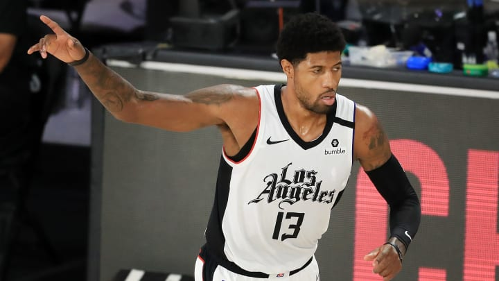 Paul George, Denver Nuggets v Los Angeles Clippers - Game Five